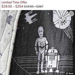 Star Wars Nursery Quilt